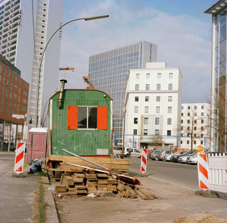 la baraque de chantier, 2010