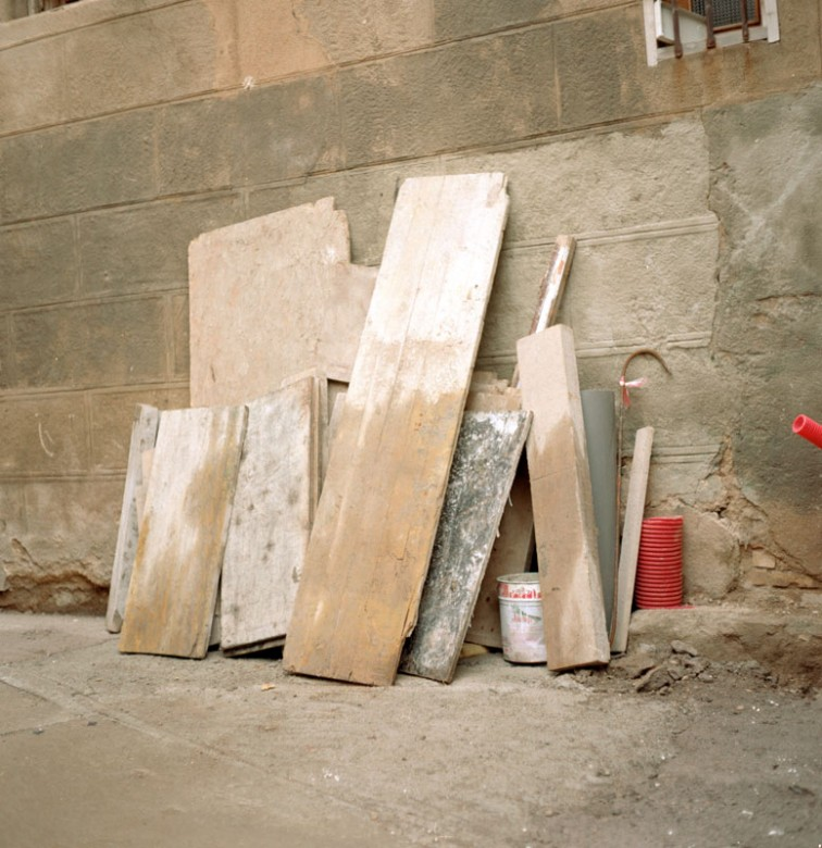 tas de planches, 2010